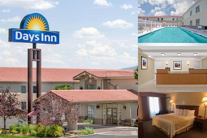 Days Inn Casper photo collage