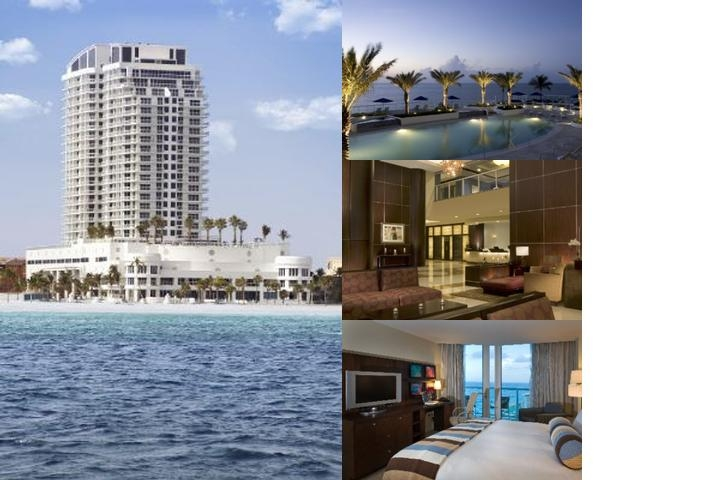 Hilton Fort Lauderdale Beach Resort photo collage