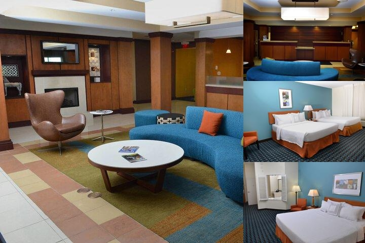 Fairfield Inn & Suites Marriott Effingham photo collage