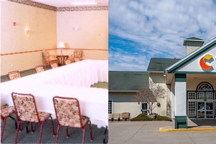 Comfort Inn Dyersville photo collage