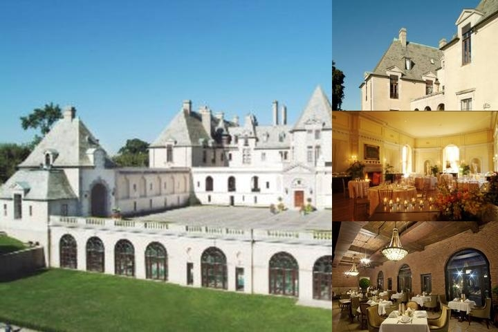 Oheka Castle Hotel & Estate photo collage