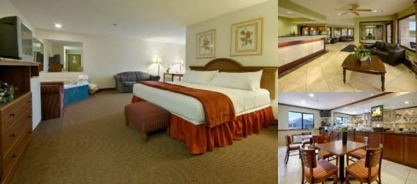 Baymont Inn & Suites Monroe photo collage