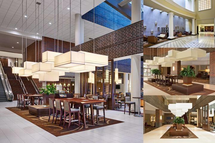 SHERATON® INDIANAPOLIS HOTEL AT KEYSTONE CROSSING ...