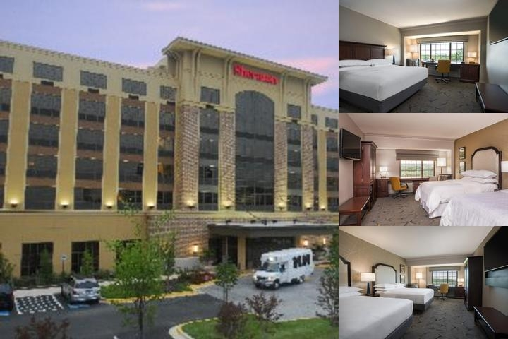 Sheraton Baltimore Washington Airport Hotel photo collage