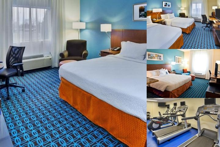 Fairfield Inn Owensboro photo collage