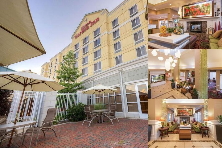 Hilton Garden Inn of Meridian photo collage