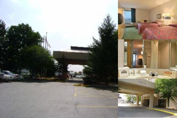Americas Best Value Inn & Suites Chicago South / M photo collage