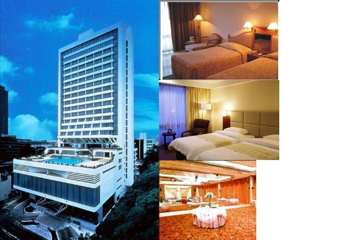 The Imperial Tara Hotel photo collage