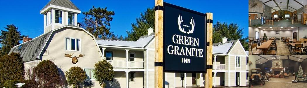 Green Granite Inn & Conference Center photo collage