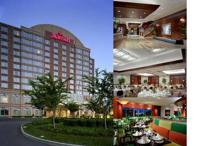 Marriott Nashville at Vanderbilt University photo collage