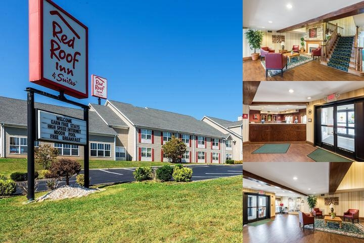 Red Roof Inn & Suites Knoxville East photo collage
