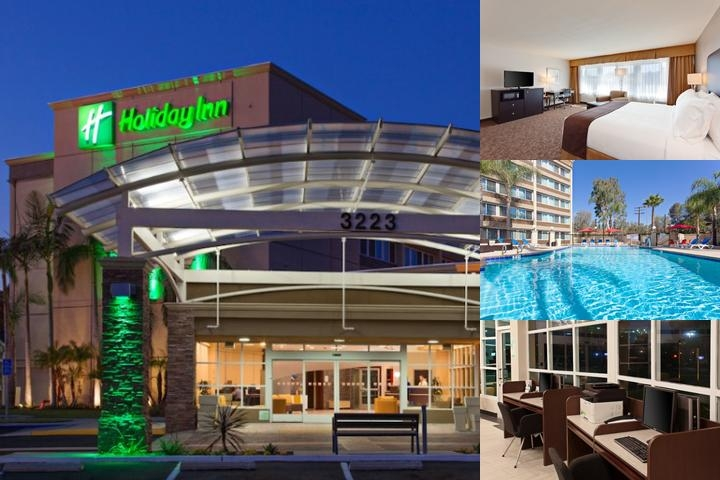 Holiday Inn West Covina photo collage