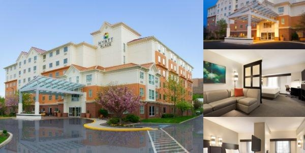 Hyatt Place photo collage