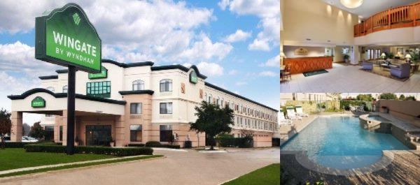 Wingate by Wyndham Dfw North photo collage