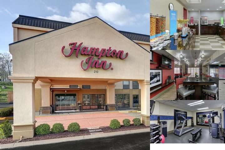 Hampton Inn Nashville I 24 Hickory Hollow photo collage