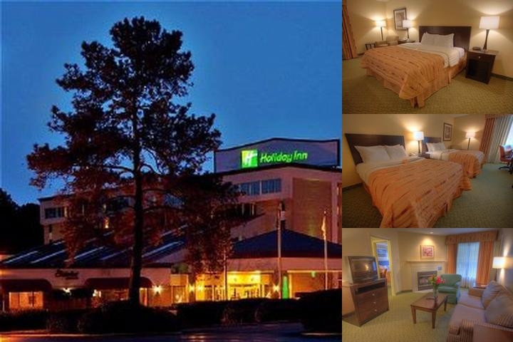 Holiday Inn Financial Plaza photo collage