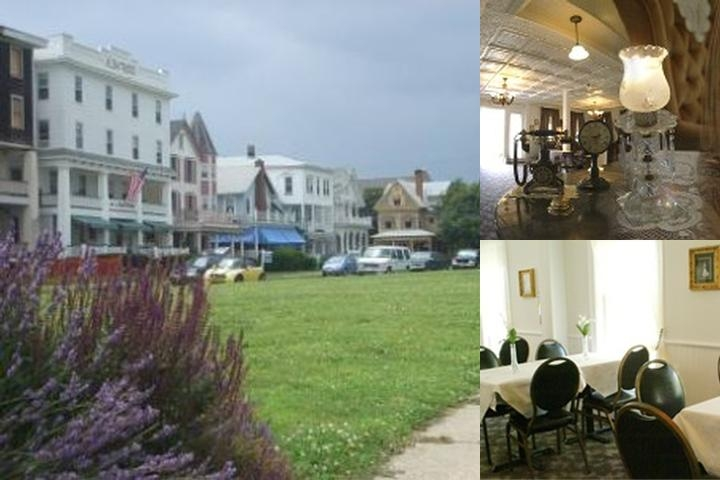 Albatross Hotel photo collage