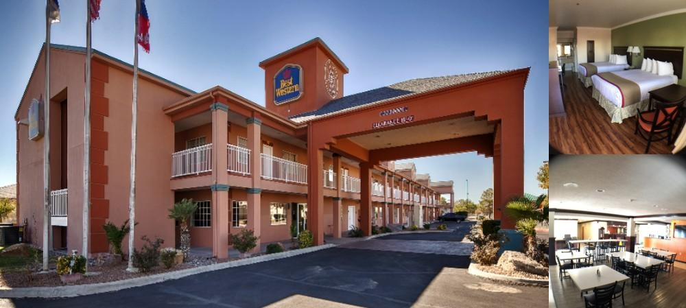 Best Western Anthony / West El Paso photo collage