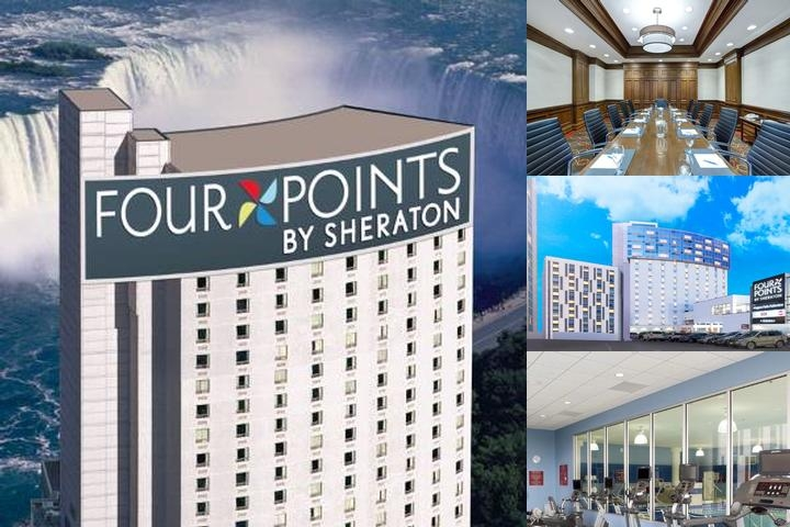 Four Points by Sheraton Niagara Falls Fallsview photo collage