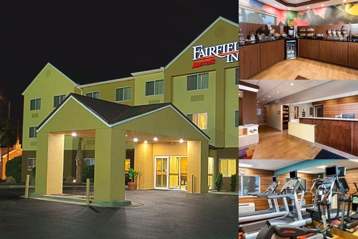 Marriott Fairfield Inn Pensacola photo collage