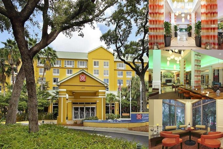 Hilton Garden Inn Fort Lauderdale / Hollywood Airp photo collage