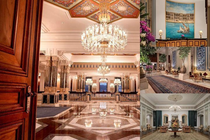 Ciragan Palace Kempinski photo collage