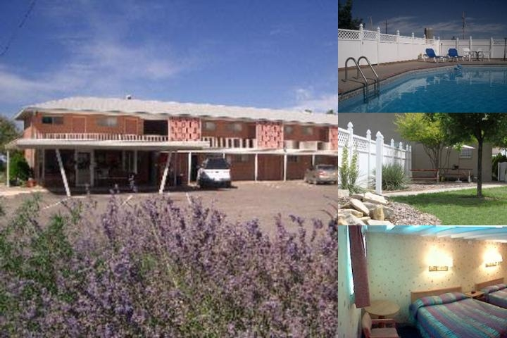 1st Travel Inn Oakley a 2 Star Magnuson Hotel photo collage