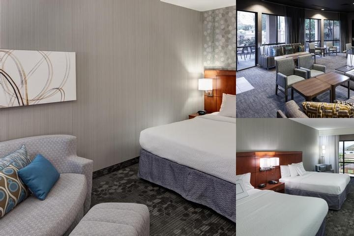 Courtyard by Marriott Santa Clarita Valencia photo collage