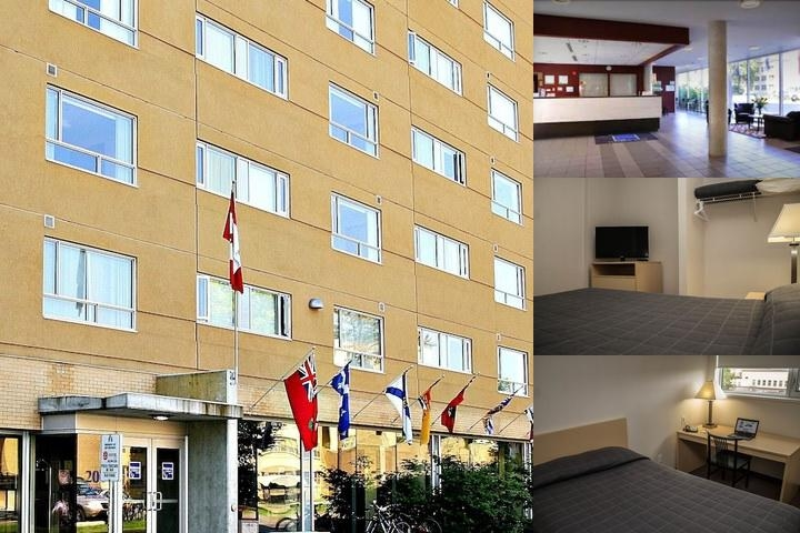 Residence & Conference Centre Ottawa Downtown photo collage