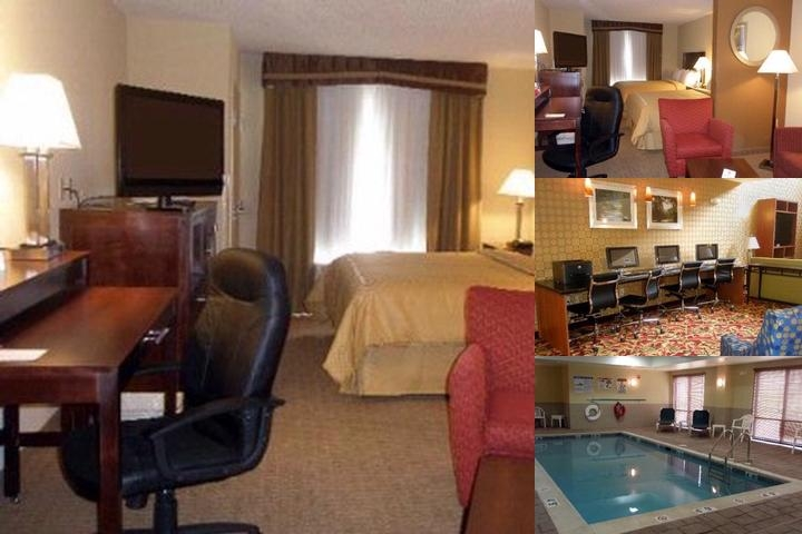 Comfort Suites Hershey photo collage