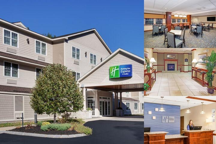 Holiday Inn Express & Suites Hampton South Seabrook photo collage