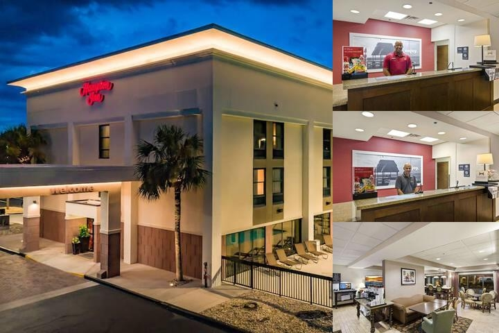 Hampton Inn Mount Dora photo collage