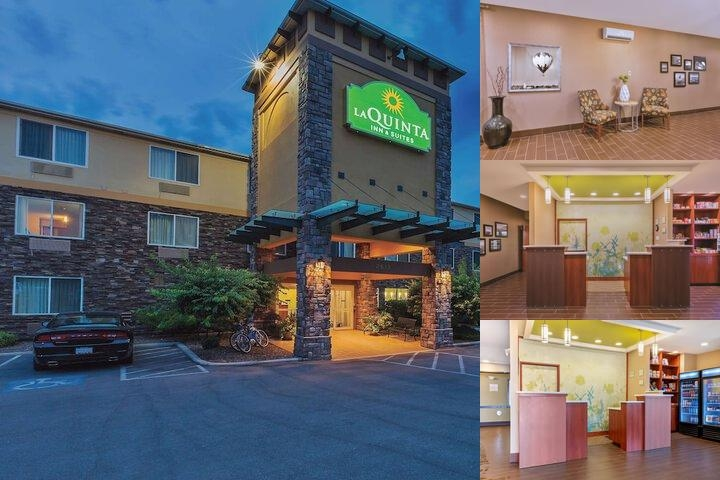 La Quinta Inn & Suites Boise Airport photo collage