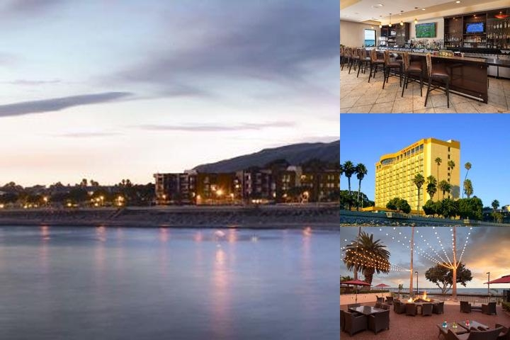 Crowne Plaza Ventura Beach photo collage