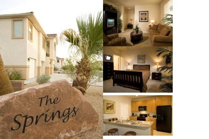 The Springs photo collage