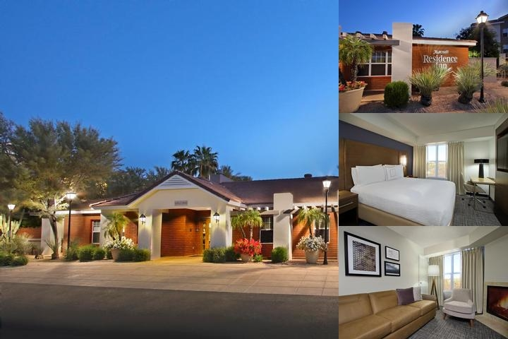 North Scottsdale Residence Inn by Marriott photo collage