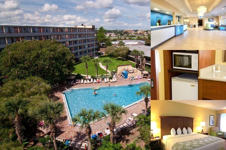Rosen Inn International photo collage