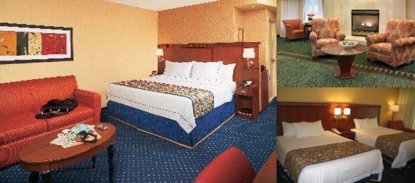Courtyard by Marriott Hampton photo collage