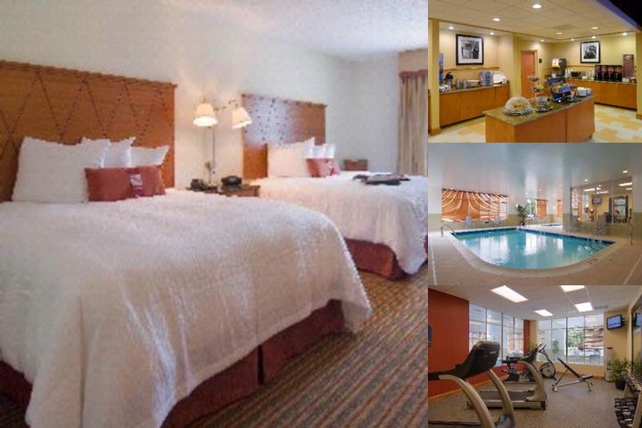 Hampton Inn Richmond Colonial H photo collage