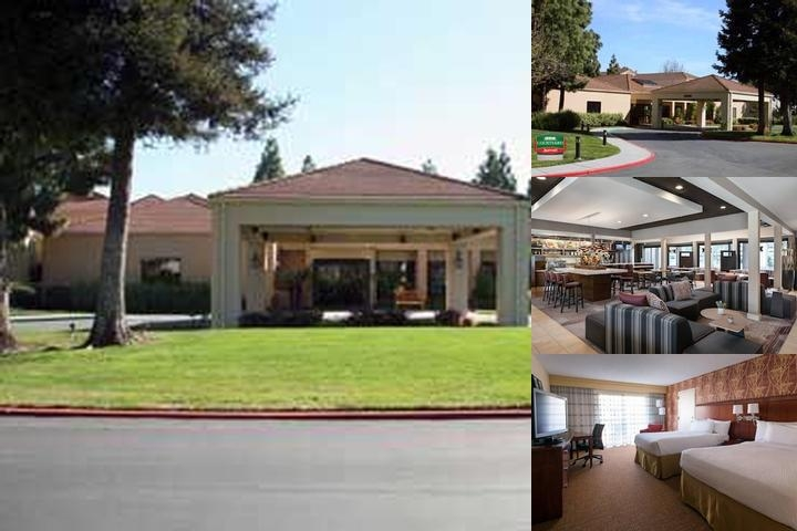 Courtyard by Marriott Pleasanton photo collage