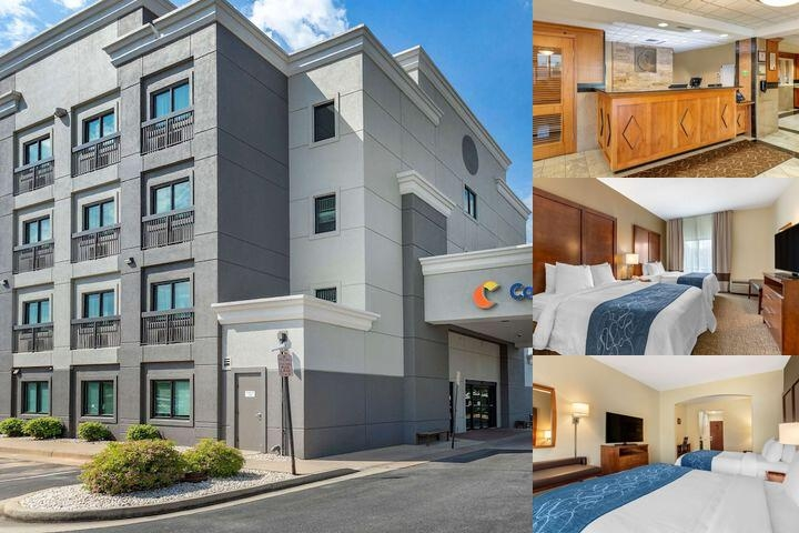 Comfort Suites Leesburg photo collage