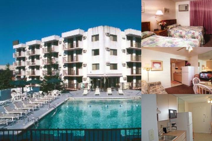 Diplomat Beach Club Suites photo collage