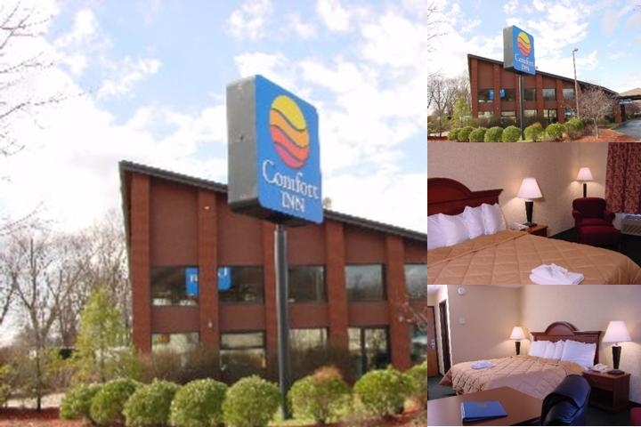 Comfort Inn Near Grand Central Mall photo collage