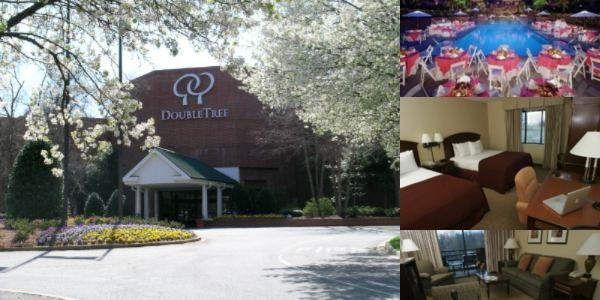 Doubletree Suites by Hilton Hotel Charlotte Southp photo collage