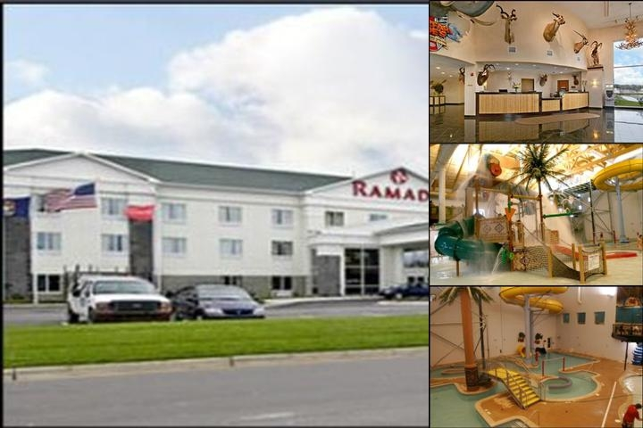 Ramada Watervliet photo collage