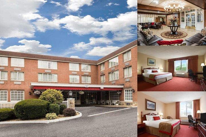 Ramada Ligonier photo collage