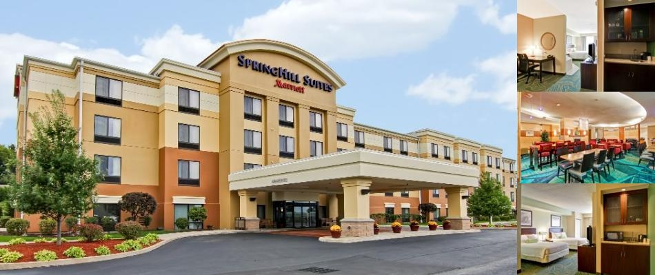 Springhill Suites by Marriott Erie photo collage