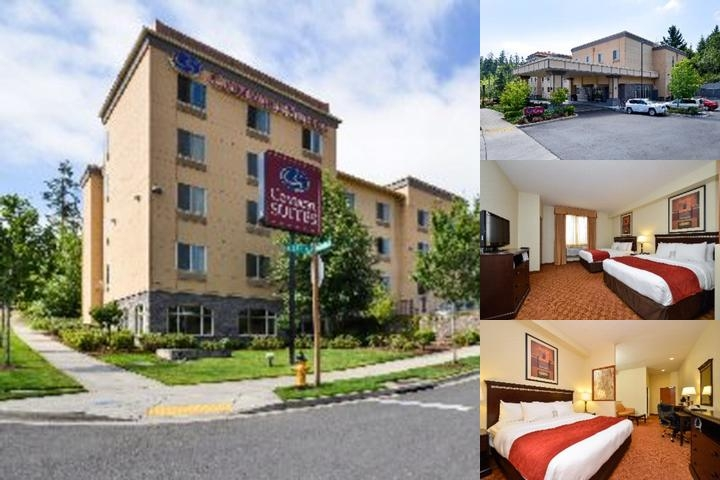 Comfort Suites Eugene photo collage
