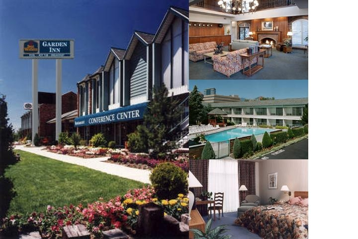 Royal Garden Inn photo collage