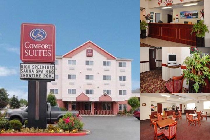 Comfort Suites Portland / Gresham photo collage